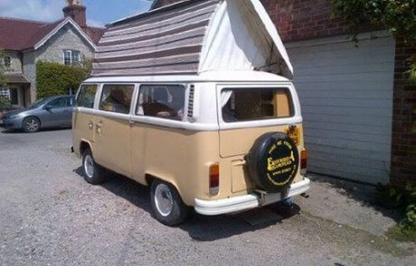 Harvest Moon VW Camper