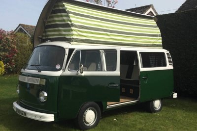 Home - Explore with a VW classic campervan from Freebird Campers